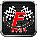 F2014 - Live Timing Races 2014 icon