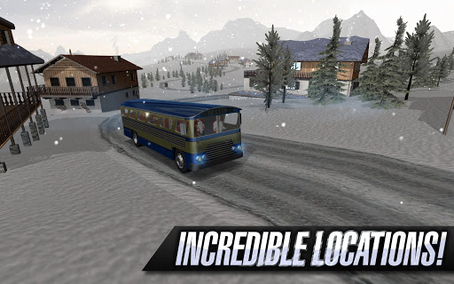 Bus Simulator 2015 2.3 screenshots 5