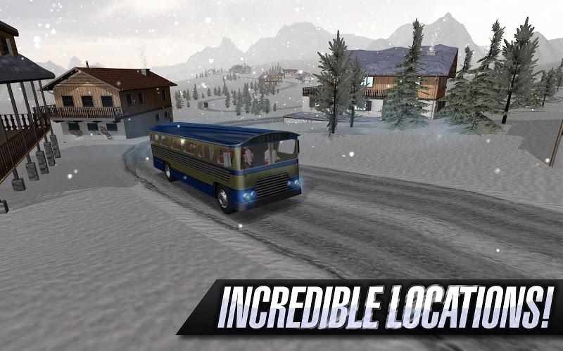 Bus Simulator 2015- screenshot