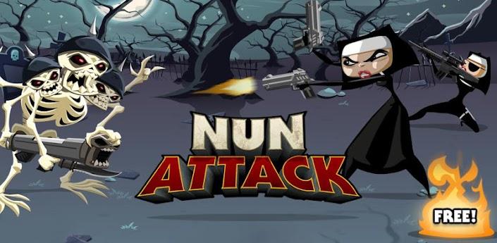Nun Attack (Game bắn nhau của các bà sơ cực hay trên Android)