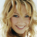Delta Goodrem puzzle game logo