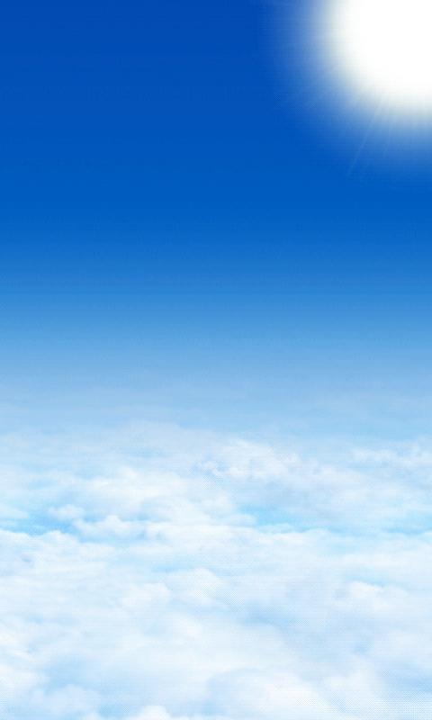 Blue-Skies-Free-Live-Wallpaper 3