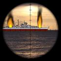 Naval combat icon
