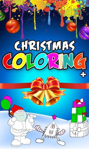 Christmas Coloring +