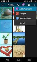 Screenshot of Add Watermark