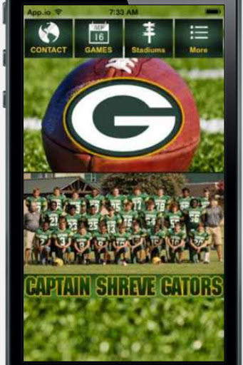 Captain Shreve Grid Iron