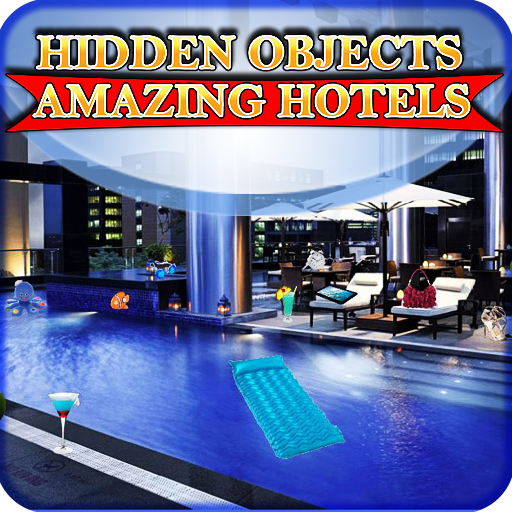 Hidden Objects Amazing Hotels 休閒 App LOGO-APP開箱王