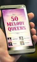 Screenshot of 50 Melody Queens