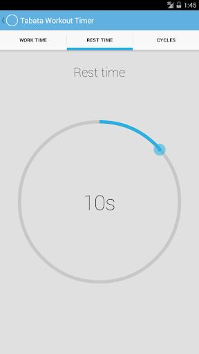 【免費運動App】Tabata Workout Timer-APP點子