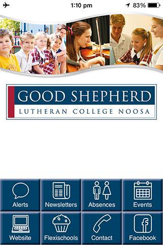Good Shepherd Lutheran College