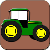 Tractor Game for Toddlers