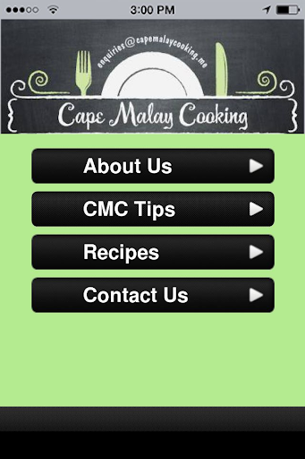 Cape Malay Cooking
