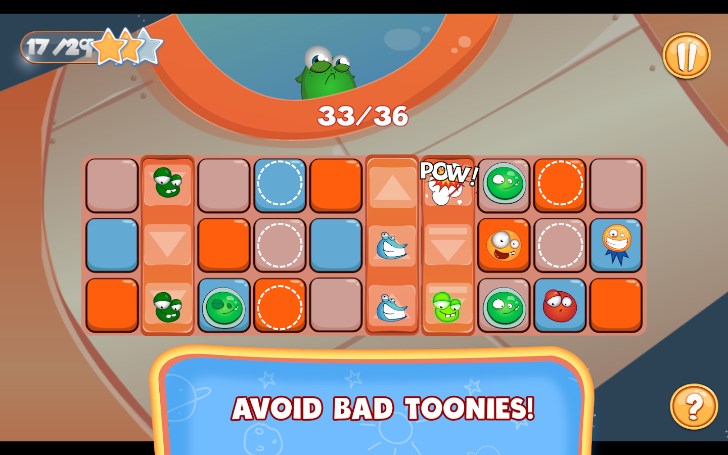 Toonies Galaxy- screenshot
