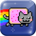Nyan Cat: Lost In Space logo