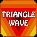 Triangle Wave icon