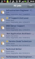 Screenshot of Sabeo IT Jobs