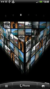 3D Photo Wall Live Wallpaper - screenshot thumbnail