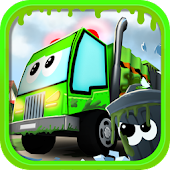 Trash Collector Truck Driver APK Descargar