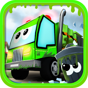 Trash Collector Truck Driver for PC and MAC