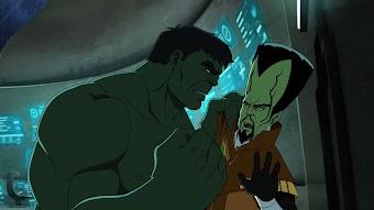 Planet Hulk Pt. 1