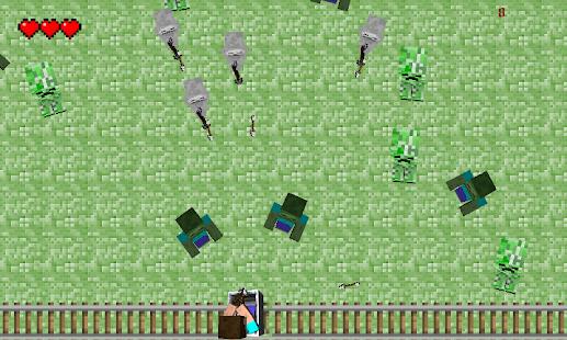 MineKraft 2D Style - screenshot thumbnail