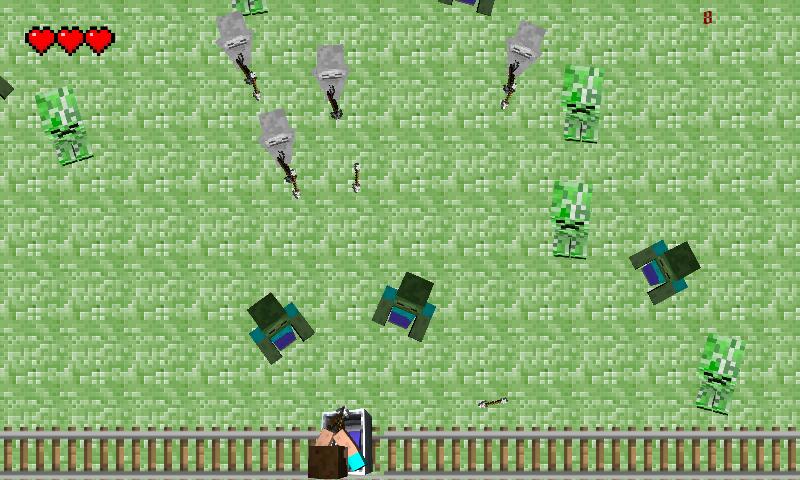 MineKraft 2D Style - screenshot