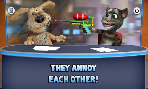 Talking Tom & Ben News - screenshot thumbnail