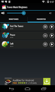Trance Music Ringtones - náhled