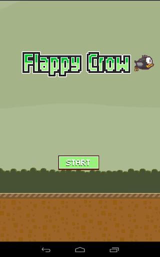 Flappy Crow X