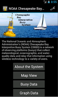 NOAA Smart Buoys- screenshot thumbnail