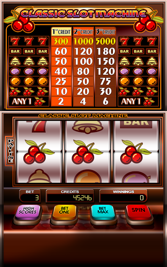 slot machine online for free