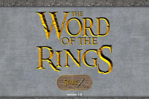 Anagram RPG Word of the Rings