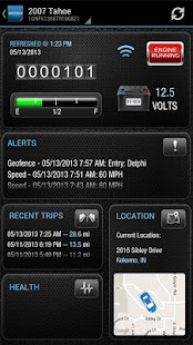 Delphi Connect for Verizon - screenshot thumbnail