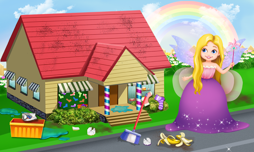 Fairy Princess House Adventure
