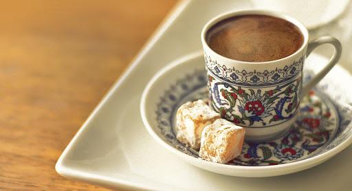 Turkish-coffee - Turkish coffee — hope you like your coffee strong!