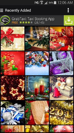 Christmas Set Wallpapers