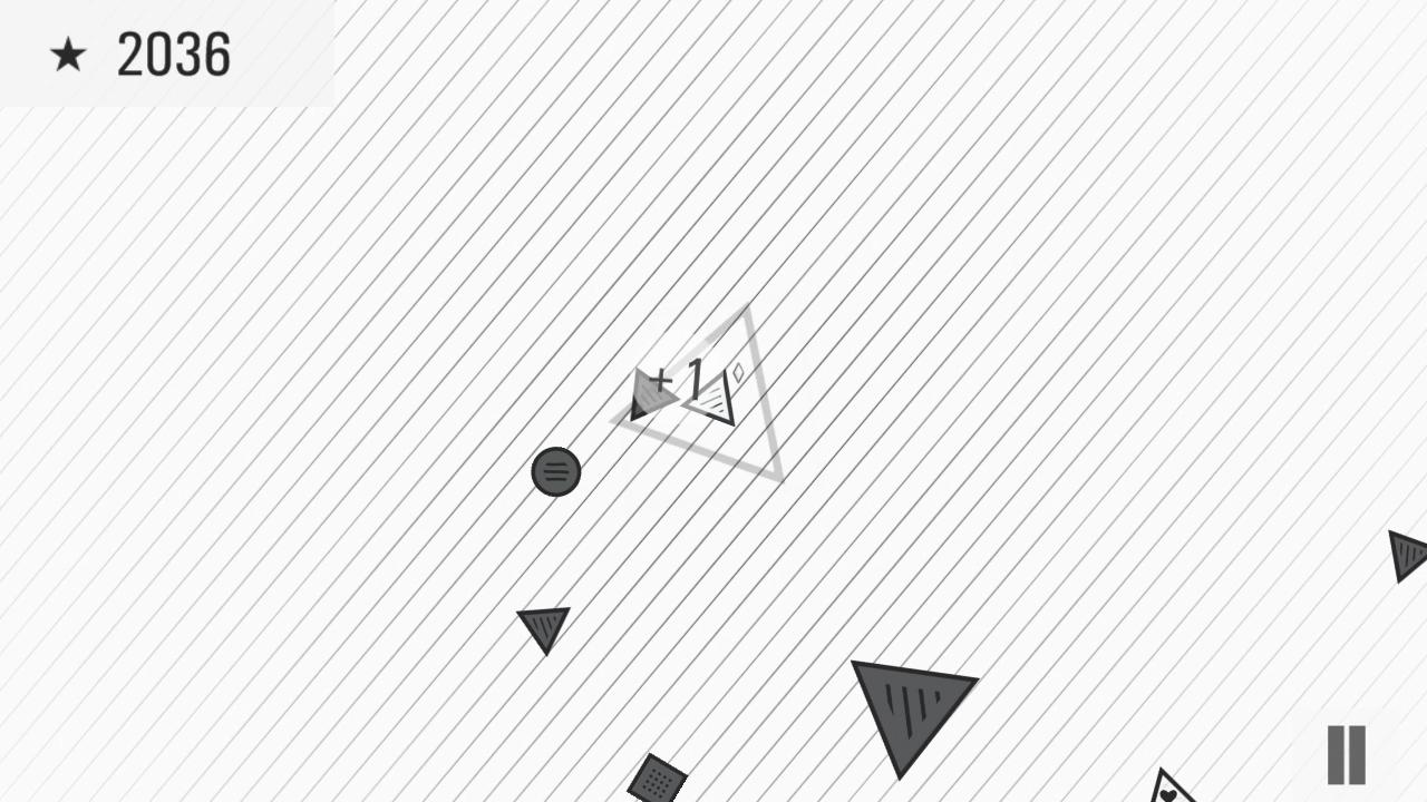 Shapes & Sound:TheShapeShooter - screenshot