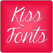 Fonts - Kiss for FlipFont Free