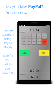 Sales Keeper Free Mobile Till screenshot 2