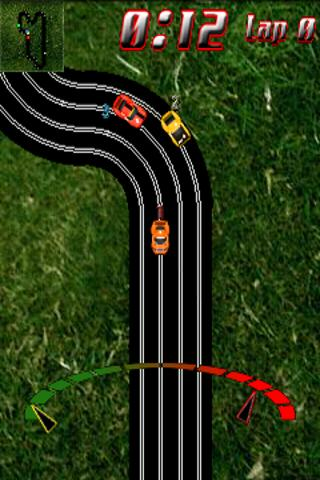 Car Tracks - screenshot
