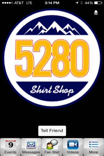 5280 Shirt Shop
