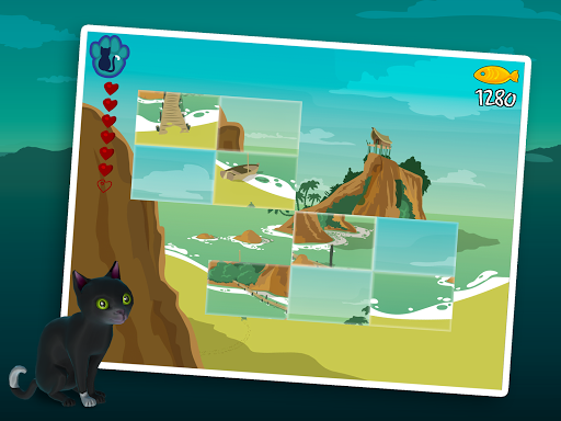 CAT trip - Treasure Island
