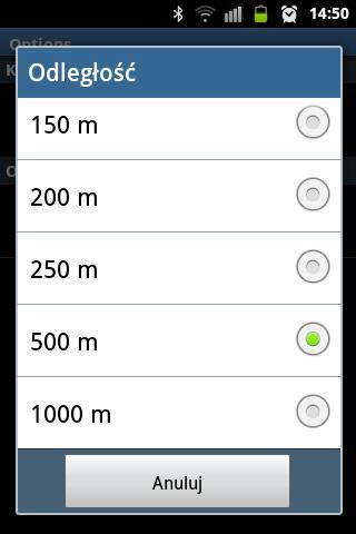 Esco Point - Znajdź miejsca- screenshot