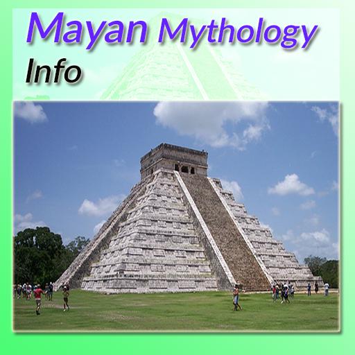 Mayan Mythology Info