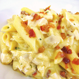 Chicken Ranch Pasta.
