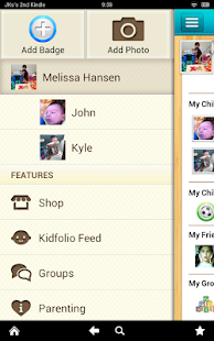 Kidfolio Baby Tracker & Book - screenshot thumbnail
