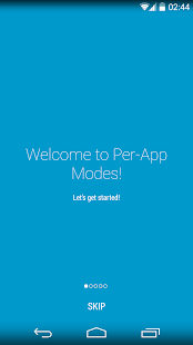 Per-App Modes- screenshot thumbnail