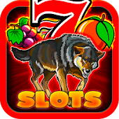 Wolves Jungle Slots Line Multi
