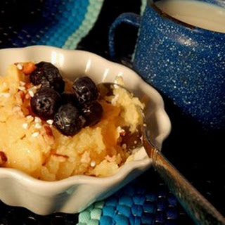 Swedish Rice Pudding.