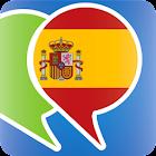 Libro de frases en español icon